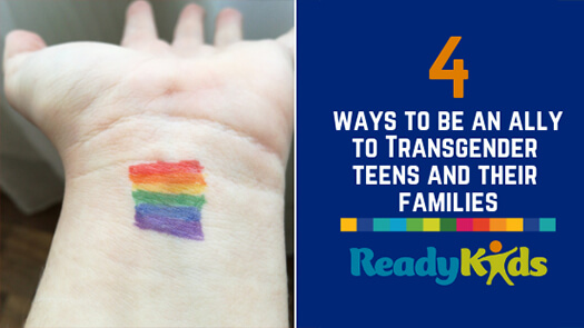 4 ways to be an ally to transgender teens and their families