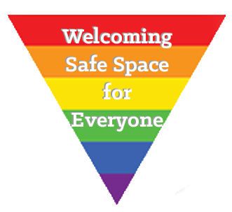 A Welcoming Safe Space for Everyone